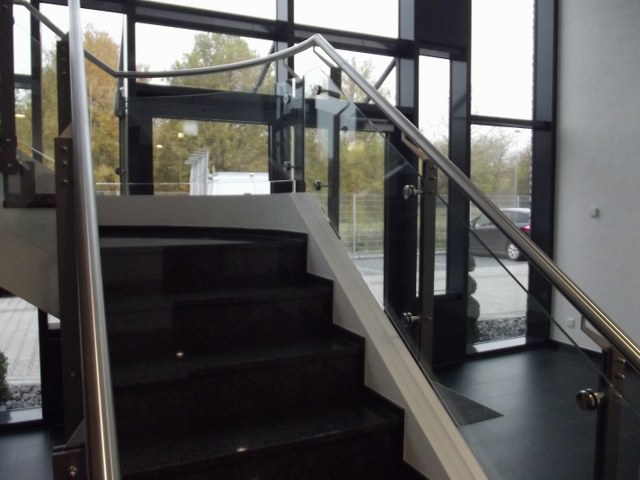 Treppenbrüstung treppenbrüstung glaserei